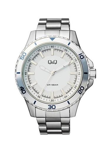 Q&Q Saat Gümüş
